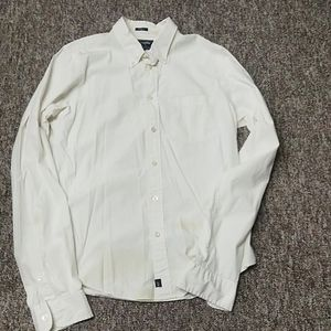 Men's vintage Abercrombie and Fitch button down